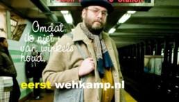 WEHKAMP: 'EERST WEHKAMP' - 'WEHKAMPFIRST'
