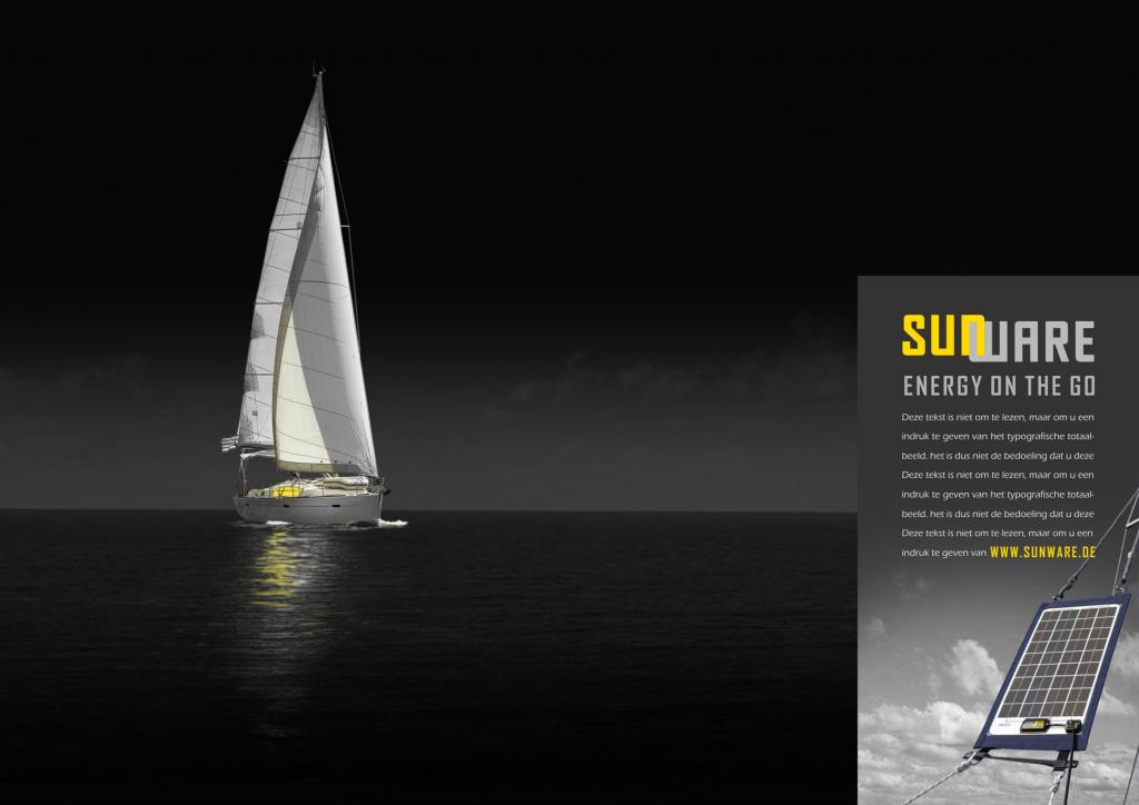 SUNWARE - ENERGY ON THE GO