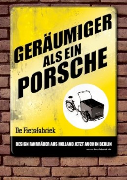 FIETSFABRIEK BERLIN 'HOW TO GET GERMANS ON BIKES?'