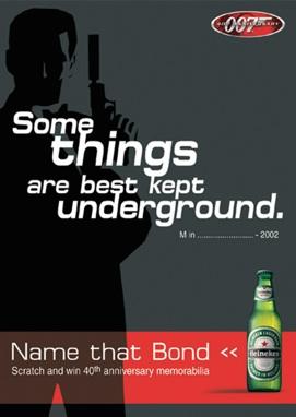 Heineken Bond