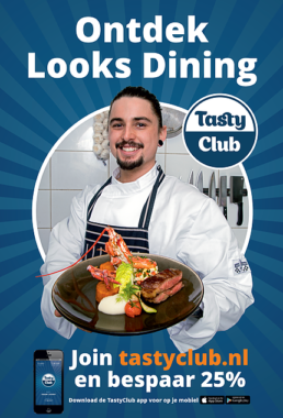 TASTY CLUB 'DISCOVER YOUR TASTY RESTAURANT'