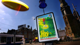 LIPTON ICE TEA CELEBRATE SUMMER WITH DISC GOLF